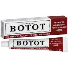 Botot Pâte Dentifrice 75 ml