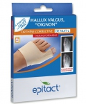 Epitact orthese correction hallux valgus nuit Taille M