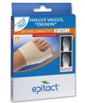 Epitact orthese correction hallux valgus nuit Taille L
