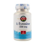 Kal Solaray L-Tyrosine 500mg 30 tablets