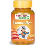 Nat & Form Ours+ immunité 60 oursons
