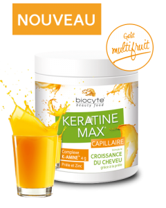 Biocyte Keratine Max Capillaire 240g soit 20 doses