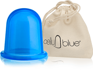 Cellublue Ventouse anti-cellulite 100% silicone médical