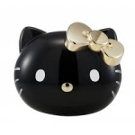 Hello Kitty  Brosse pour corps - Black Edition