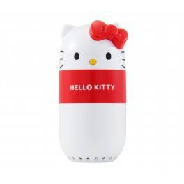 Hello Kitty - Brosse nettoyante visage - Blanc - Tosowoong