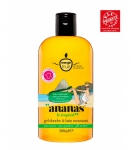 Energie fruit Gel douche & bain moussant ananas 500ml