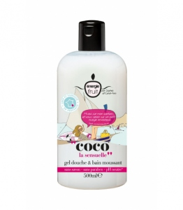 Energie fruit Gel douche & bain moussant Coco 500ml