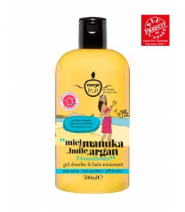 Energie fruit Gel douche & bain moussant miel de manuka 500ml
