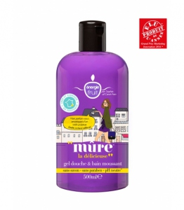 Energie fruit Gel douche & bain moussant mûre 500ml