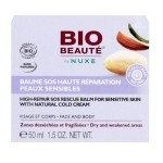 Bio Beauté Baume SOS  Peaux Sensibles au Cold Cream Naturel 50 ml