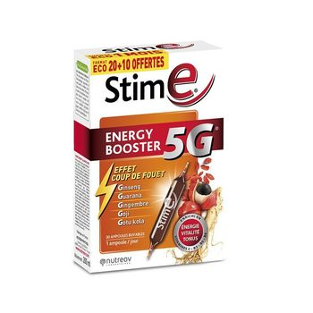 Nutreov Stim E Energy Booster 20 Ampoules