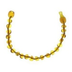 Baltic way bracelet ambre honey/miel bille clip