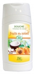 Bioformule gel douche Bio fruits du soleil 200ml