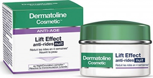 Dermatoline Lift-effect - Anti-rides nuit, 50ml