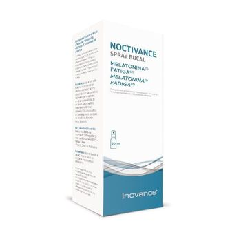 Noctivance spray buccal Mélatonine 20ml  Ysonut