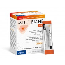 Multibiane Age Protect 14 Sticks orodispersibles Pileje