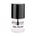 Benecos Vernis à ongles - 9 ml Transparent