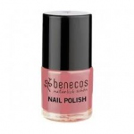 Benecos Vernis à ongles - 9 ml Rose passion
