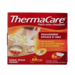Thermacare - Patchs Nuque Epaule  Auto-chauffants - Packde 6