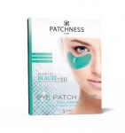 Patchness 5 paires patchs ultra hydratant yeux