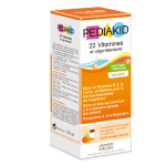 Pediakid 22 vitamines et oligo-elements 125 ml