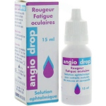 Densmore Angio Drop rougeur fatigue oculaires 15 ml