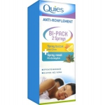 Quies anti-ronflement Bi-Pack 2 sprays nez et gorge