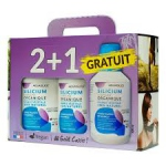 Aquasilice silicium organique Vegan lot  3 x 500 ml gout cassis