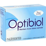 Nutrisante Optibiol fatigue visuel et anti-âge 30 capsules