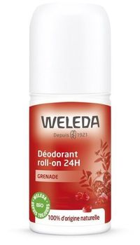 Weleda Deodorant à la Grenade Roll on 24h 50ml