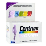Centrum Women 30 comprimés