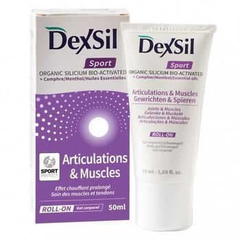 Dexsil Pharma Sport Gel Corporel Roll-On 50 ml