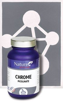 Nature Attitude chrome Picolinate, 60 gélules