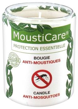 Mousticare Bougie anti-moustique 160g