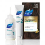 Phyto phytocolor Sensitive 6.77 marron clair cappuccino