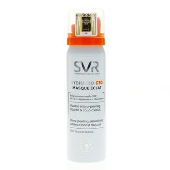 SVR hydracid C50 Masque éclat Flacon 50 ml