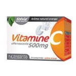 Nutrisante vitamine C 500mg. BT 24 cps effervescents