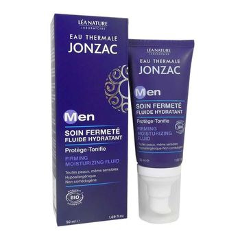 Jonzac Soin 3 en 1 for Men soin fermeté Bio 50 ml