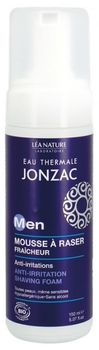 Jonzac for Men mousse à raser Bio 150 ml