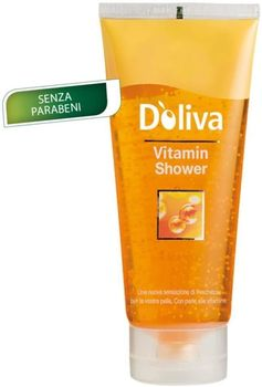 Doliva Gel Gommage Vitamin Shower 200ml