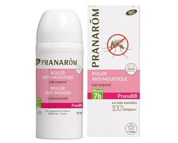 Pranarôm Prana BB Roller Anti-Moustique Bio 30 ml
