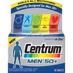 Centrum Men 50+ 30 comprimés