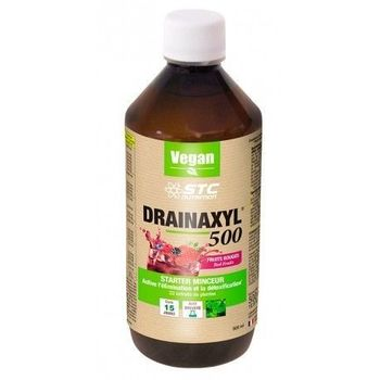 STC Nutrition Drainaxyl 500 Fruits rouges drainer - 500ml