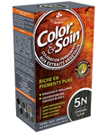 3 Chênes Color & Soin Coloration 5N chatain clair 135ml