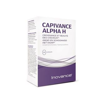 Inovance Capivance Alpha Homme 60 capsules