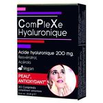 Nutrivie végan Complexe hyaluronique 200mg 30 comprimés