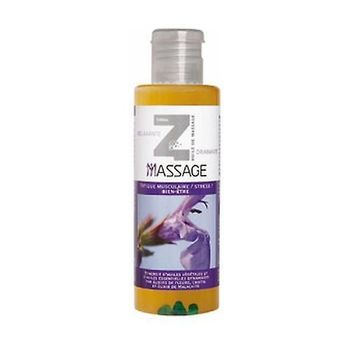 Mint-e Health Laboratories huile de Z massage Bio 100 ml Ecocert