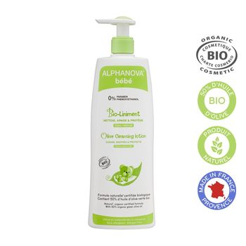 Alphanova Bio liniment Oléo calcaire 500ml