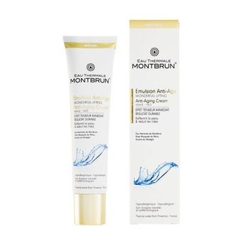 Montbrun Emulsion anti-âge visage bio  40 ml