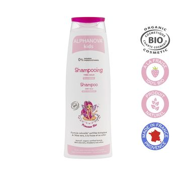 Alphanova Kids Shampooing Princesse Bio 250 ml
